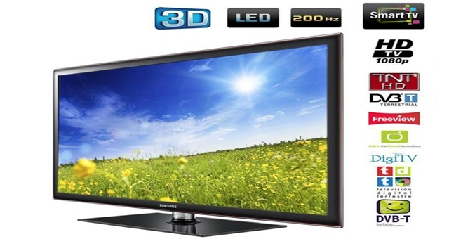 3D LED TV Modelleri