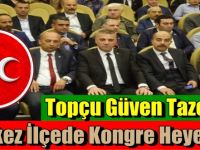 MHP 13. Merkez İlçe Olağan Kongresi Yapıldı