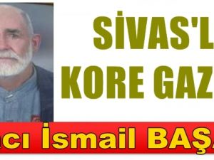 Kore Gazisi Hacı İsmail BAŞAR